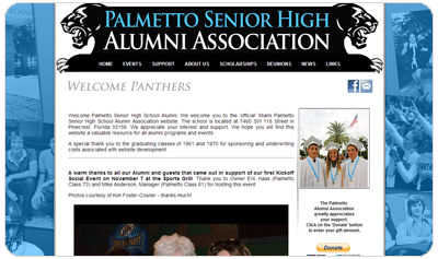 Palmetto Senior High Alumni Association