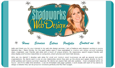 Shadoworks Web Design