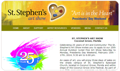 St. Stephens Art Show